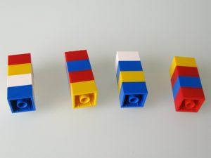 silos of lego